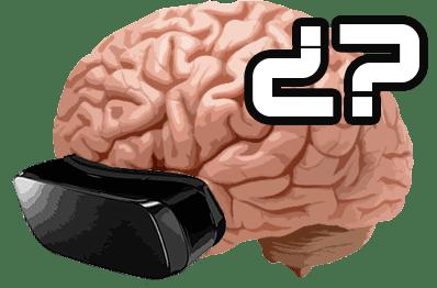 Cuando nos sufrimos mareos en realidad virtual es porque el cerebro se confunde.