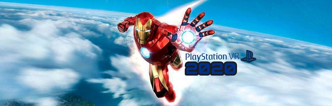 Lanzamientos exclusivos para la PSVR para el 2020