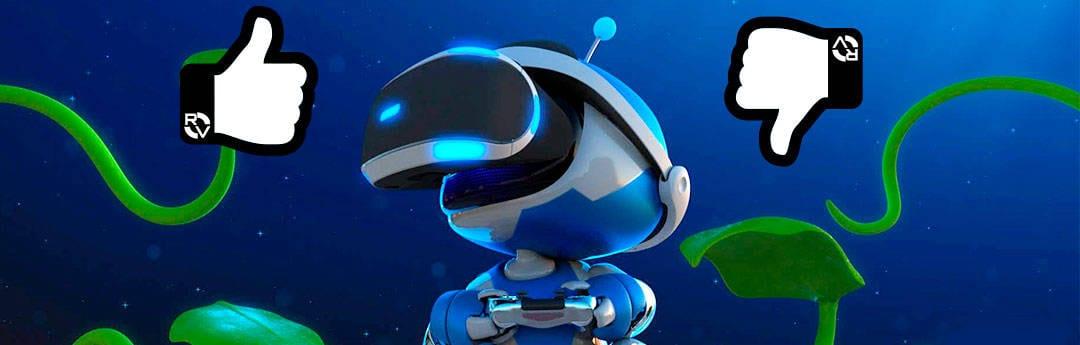 Merecen la pena las Playstation VR en el 2020