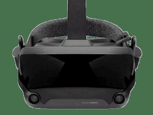 Las gafas de realidad virtual Valve Index creadas por Valve