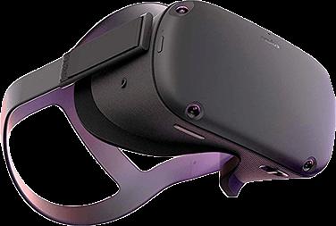 Las Oculus Quest son de las mejores gafas VR si no disponemos de un PC potente