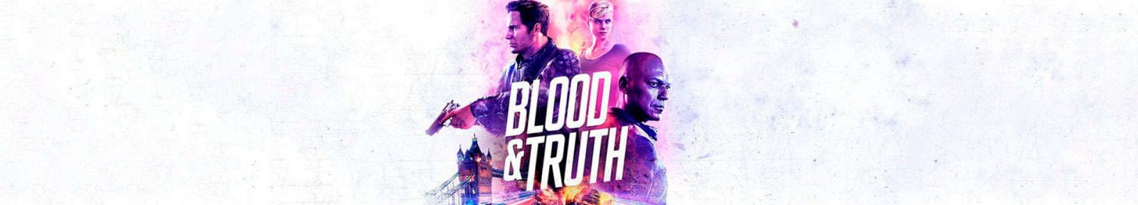 Blood and Truth Juego exclusivo de Playstaiton VR