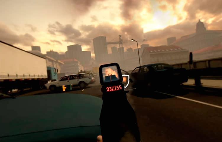 Bravo Team un juego VR compatible con el Aim Controller que suele venir en pack con este