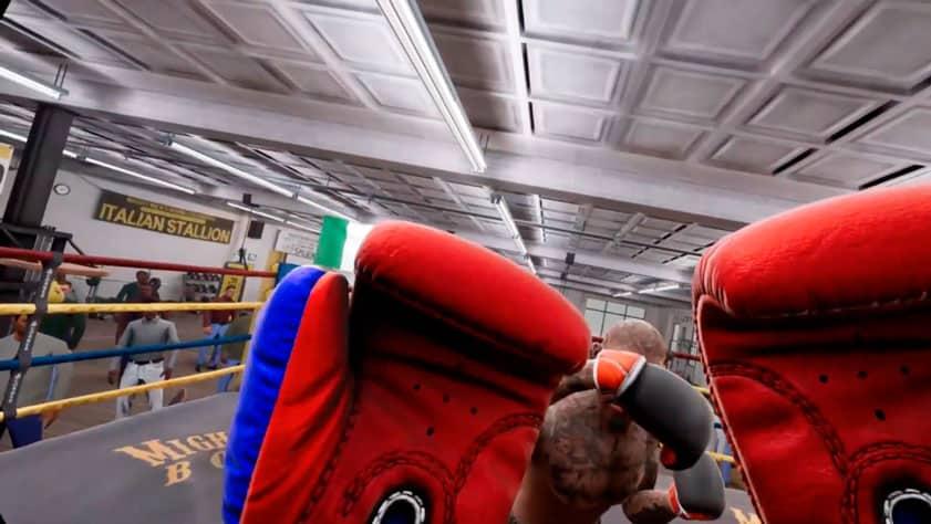 Creed Rise to Glory VR Juego de Boxeo en realidad virtual perfecto para hacer ejercicio