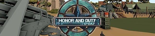 Honor and Duty D-Day un juego compatible con el Aim Controller de Playstation