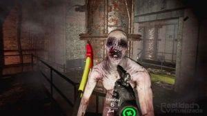 Killing Floor Incursion Hacha y pistola para destruir a los zeds
