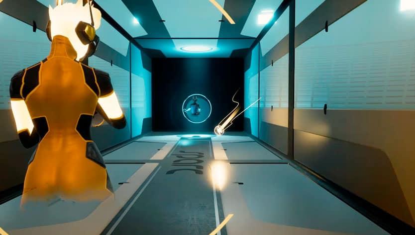 Sparc VR un juego muy intenso para hacer ejercicio en realidad virtual