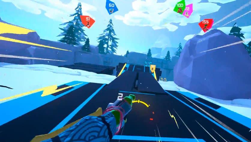 Sprint Vector un Juego VR perfecto para hacer ejercicio