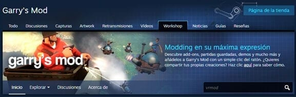 Garry's Mod Workshop