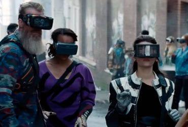 imagen de ready player one una pelicula sobre realidad virtual