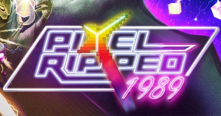 analisis de pixel ripped 1989 para pc psvr y oculus quest