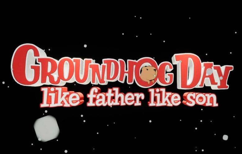 groundhog day vr analisis