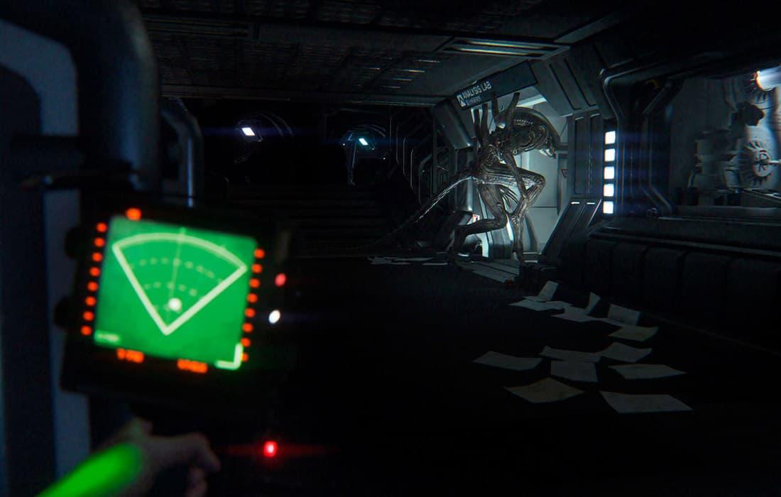 alien isolation vr mod