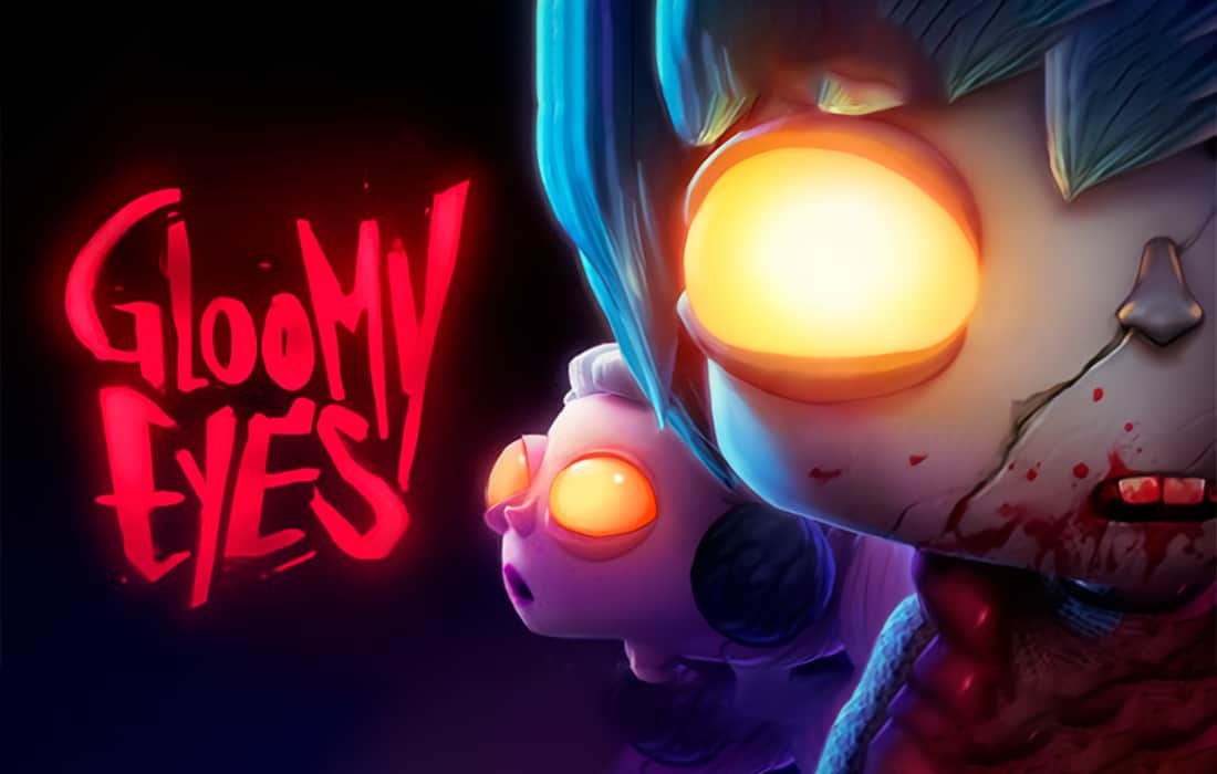 gloomy eyes vr