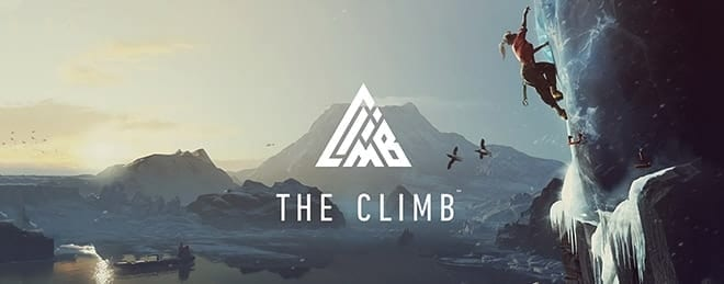 the climb juego exclusivo de oculus
