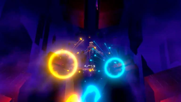 dance collider gameplay