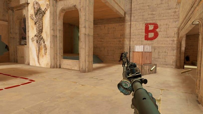 gameplay de pavlov uno de los mejores shooters vr