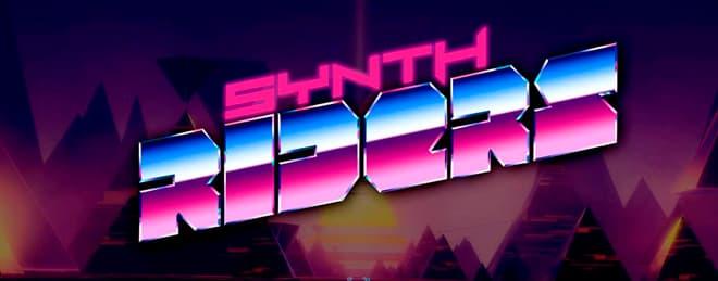 synth riders juego vr de ritmo