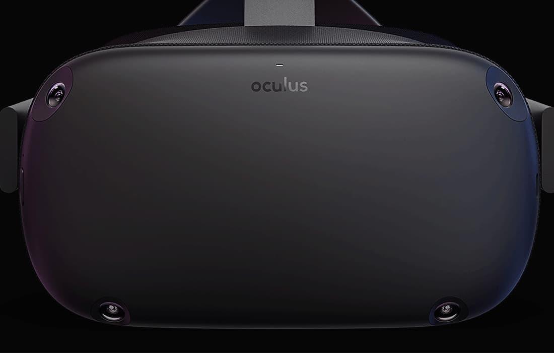 gafas de realidad virtual oculus quest