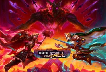 until you fall vr