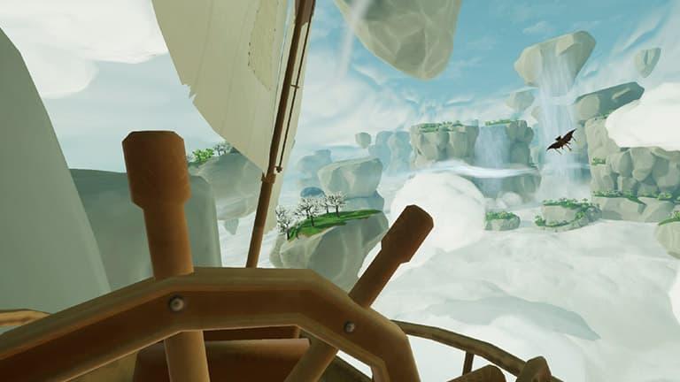 horizon beyond vr gameplay