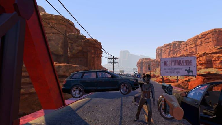 arizona sunshine imagen gameplay vr