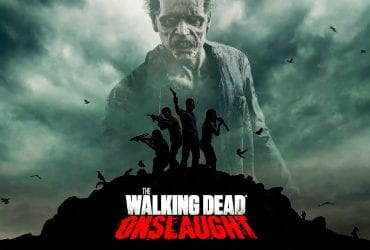 the walking dead onslaugh vr para pc y psvr