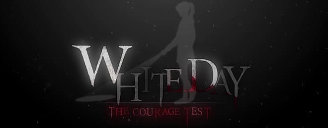 white day vr the courage test