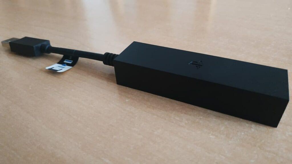 adaptador de la camara de ps4 a usb para utilizar con ps5 la vr