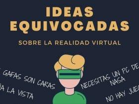 ideas equivocadas sobre la realidad virtual