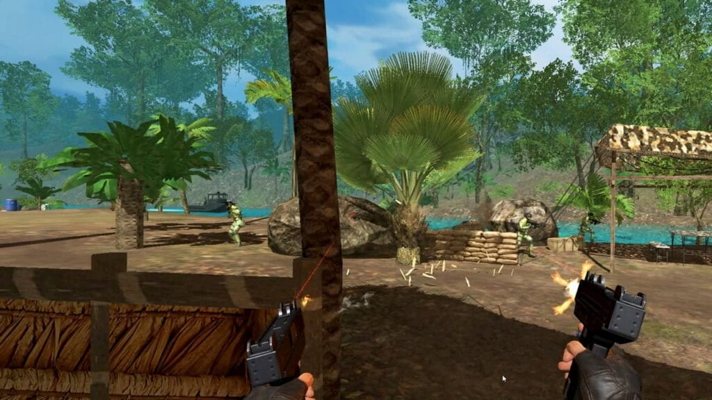 operation warcade vr gameplay