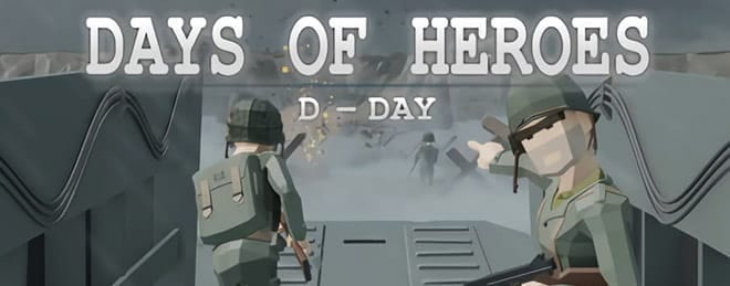 days of heroes d day vr