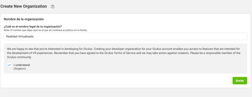 modo desarrollador oculus quest 2