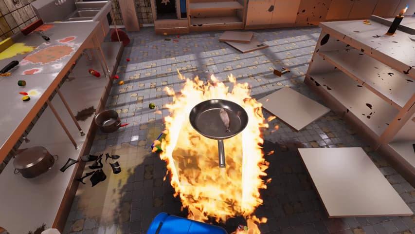 cooking simulator vr trailer